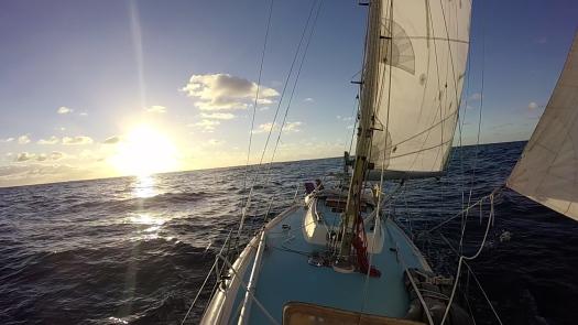 Caprice sailing