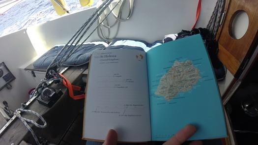 St Helena Book
